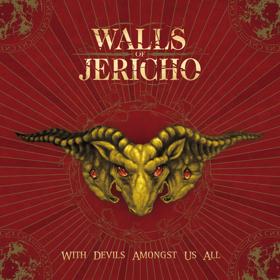 Walls Of Jericho - With Devils Amongst Us All [2006]