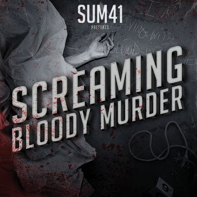 Sum 41 - Screaming Bloody Murder Lyrics