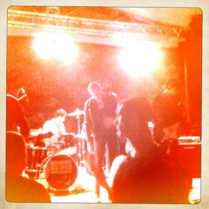 Hangmás @ Fekete Zaj 2011