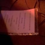 Aliases setlist @ Euroblast 2011