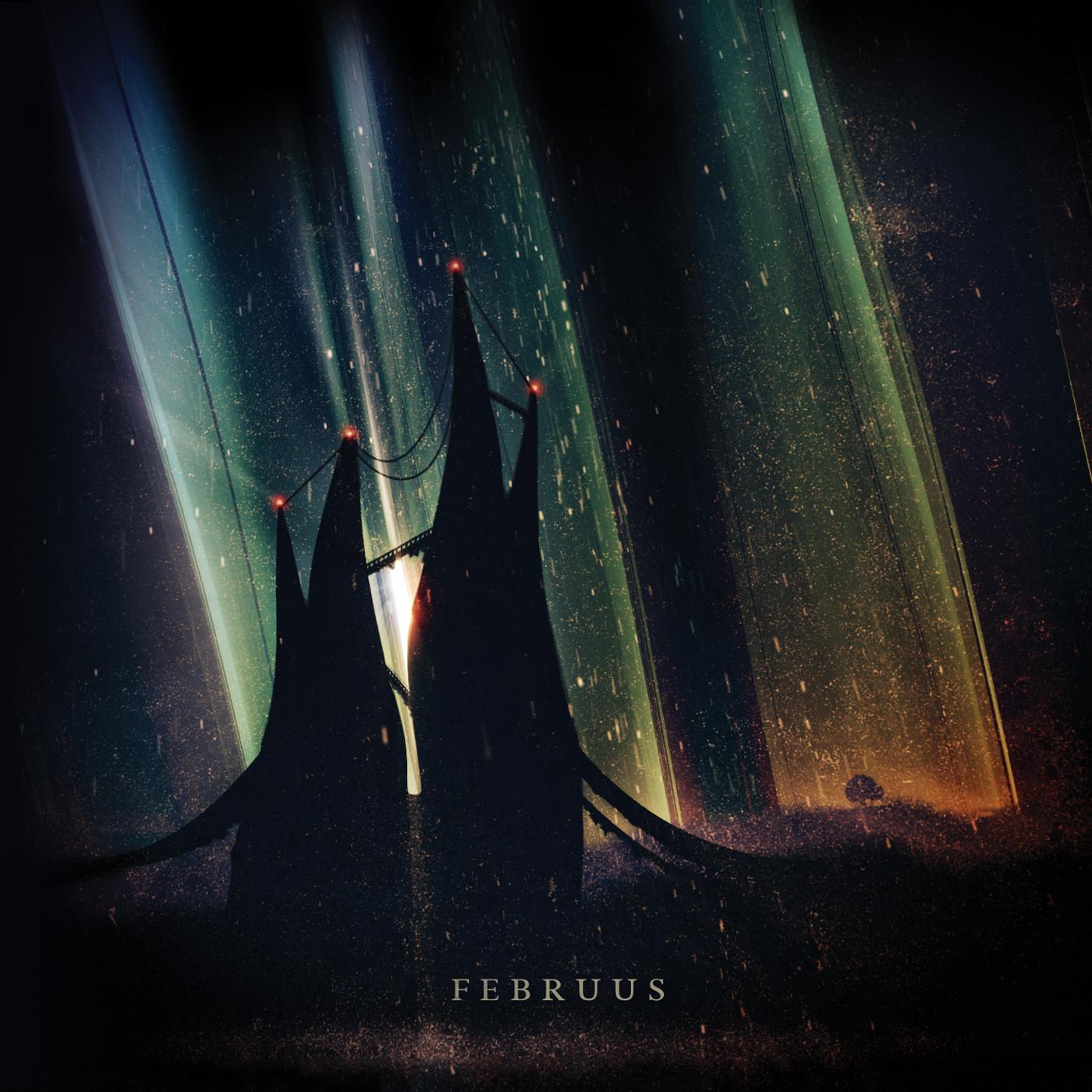 UnevenStructure-Februus-Cover