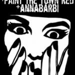Last Strike: Annabarbi, Paint The Town Red, Dawncore 2002. 08. 31. @ Kashmir