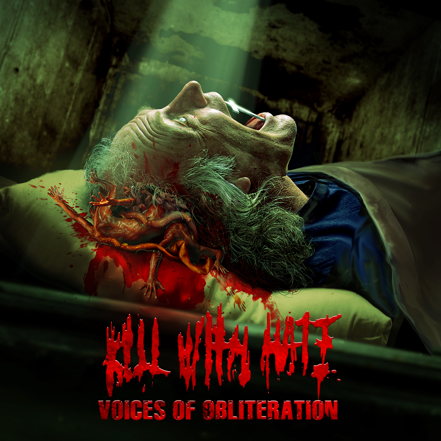 Kill with Hate-Voices of Obliteration-Front
