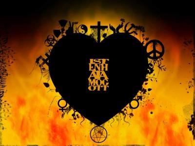 Isten Háta Mögött logo