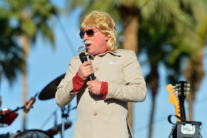 2013 Coachella Valley Music And Arts Festival - Day 2