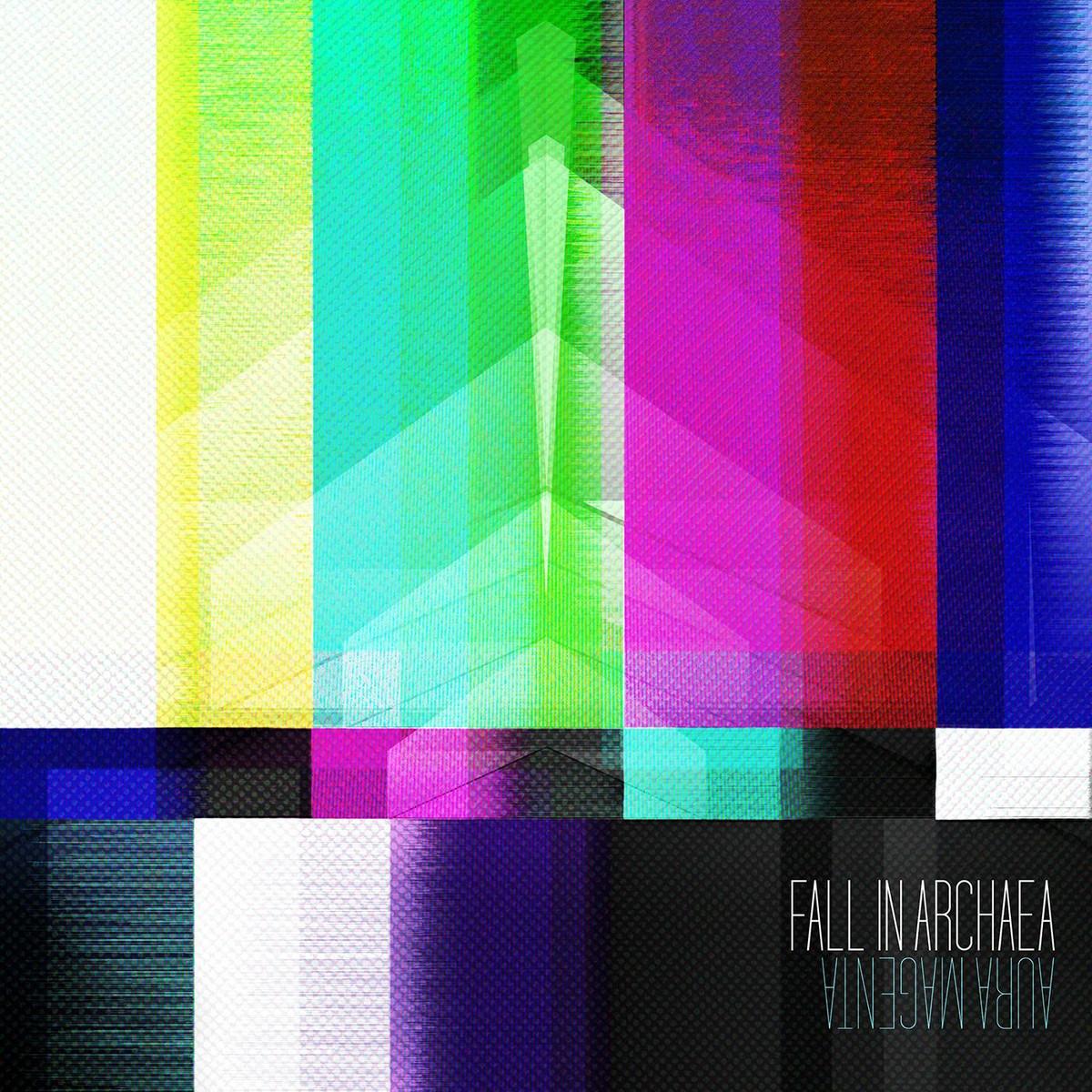 Fall In Archaea - Aura Magenta (2013)