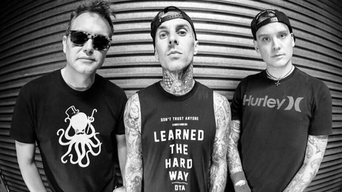 Blink-182-line-up