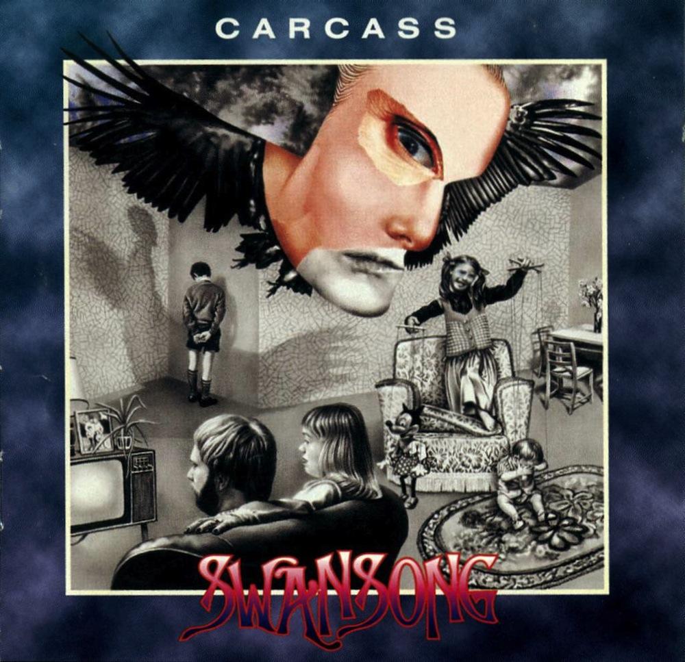 Carcass-Swansong