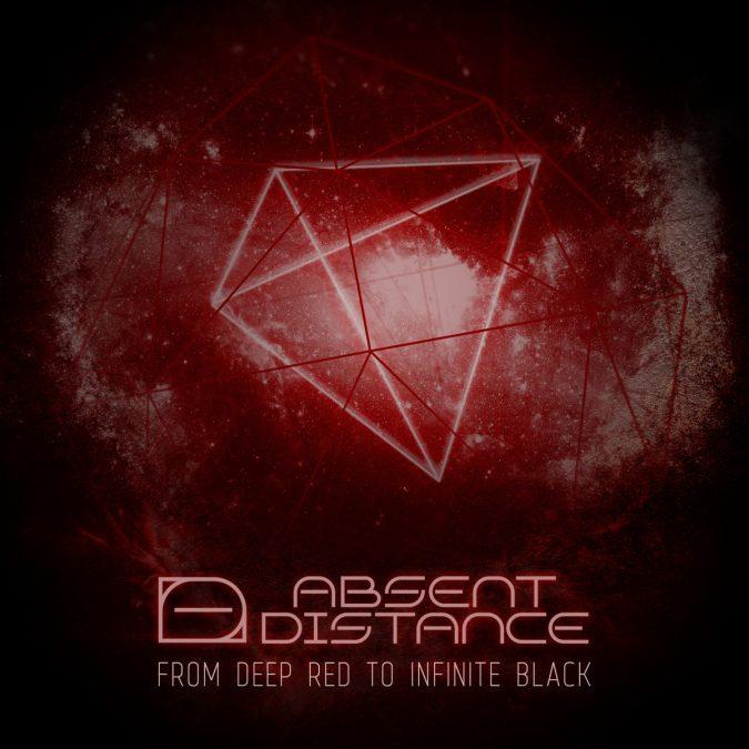 absent distance - from deep red to infinite black