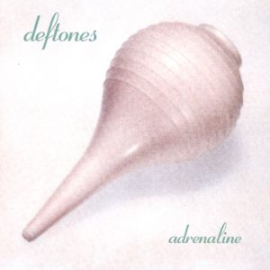 Deftones-Adrenaline-cover