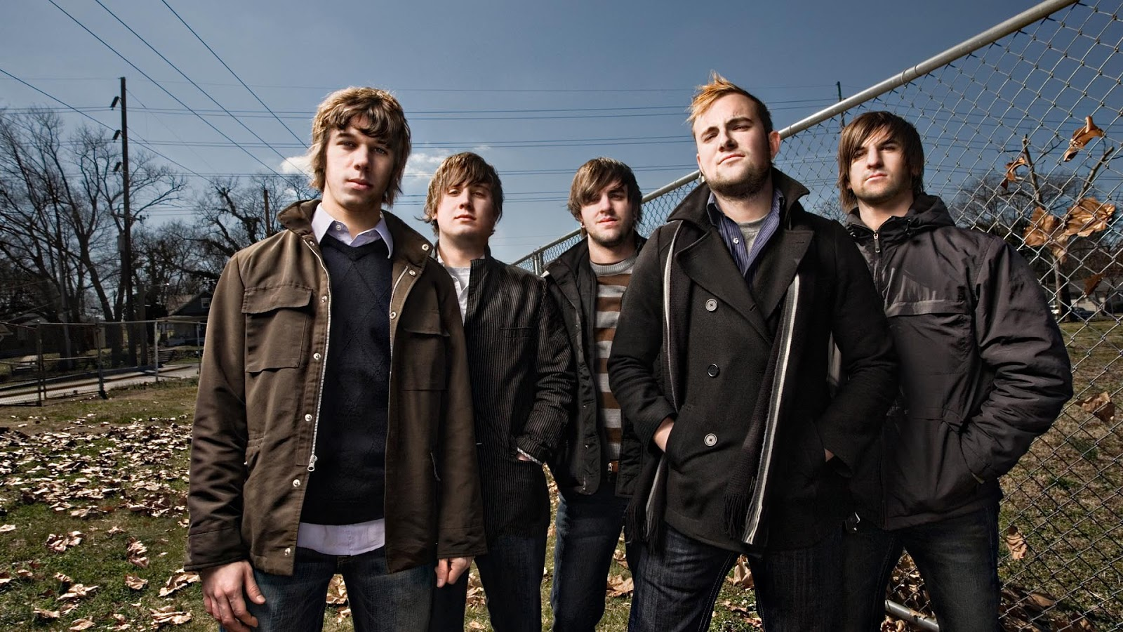 august burns red 2007