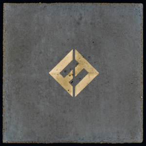 foo fighters_concrete and gold