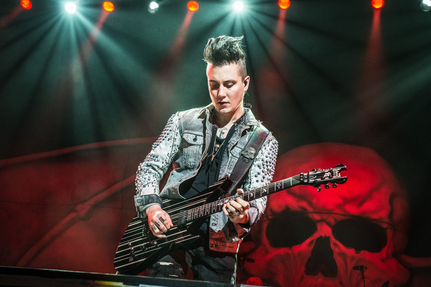 avenged sevenfold a7x synyster gates