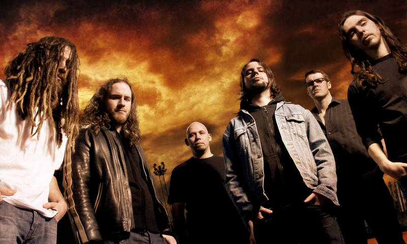 the band sikth, shot in London 28/04/06