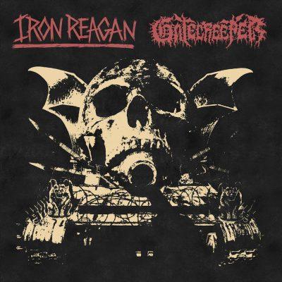 iron-reagan-gatecreeper-split